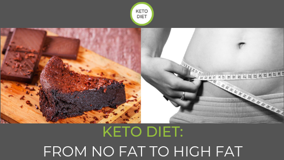 Keto Diet: From No Fat to High Fat